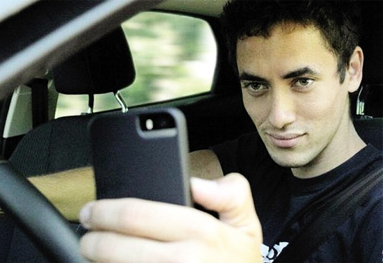 Than camera, text messaging, email, driving has become the most important thing