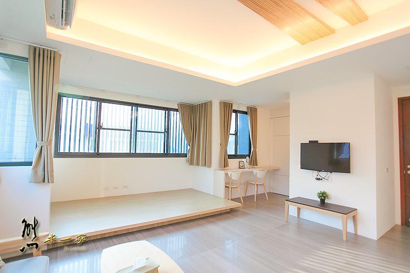 [台南超寬敞總統級套房] 安平旅居|親子家庭房型