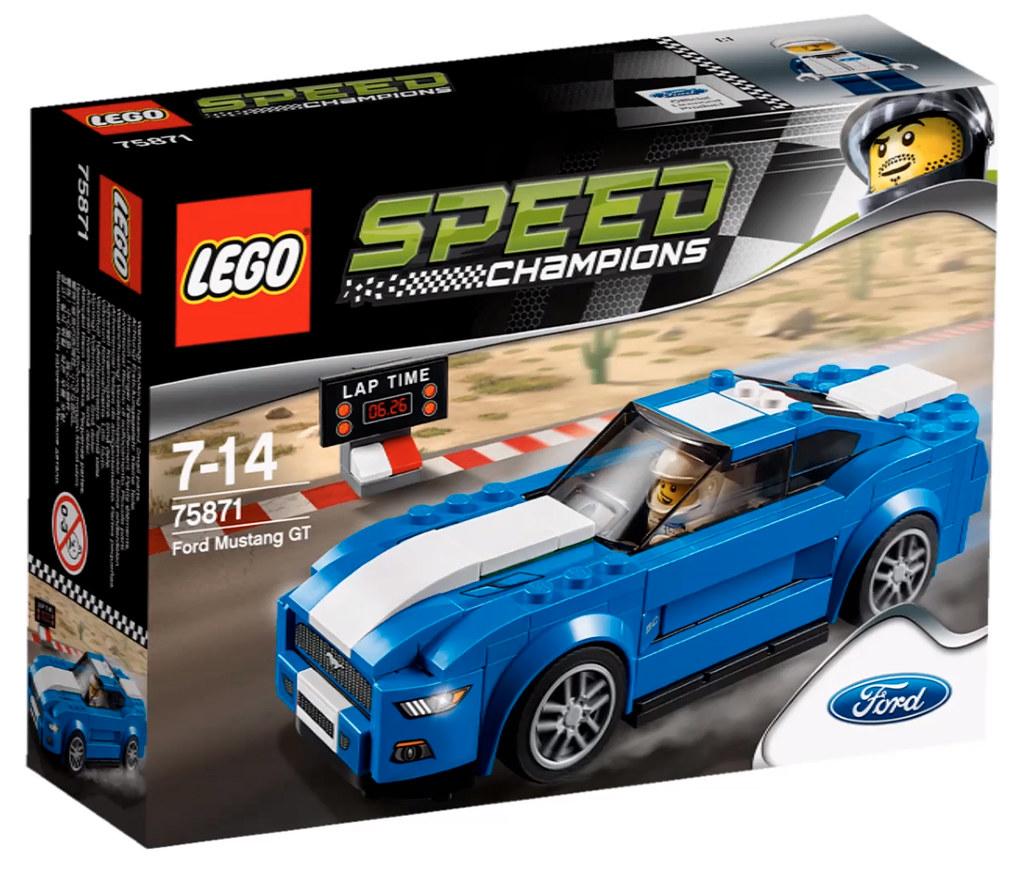 C7Z06, Camaro Drag Race Sets For 2016 Lego