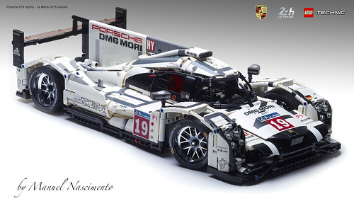 lego technic porsche 919 le mans 2015 v hello. Black Bedroom Furniture Sets. Home Design Ideas