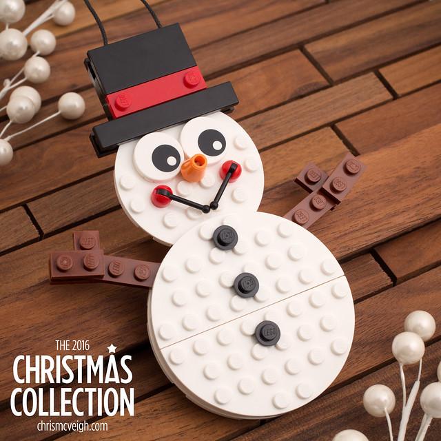 Platecraft Snowman