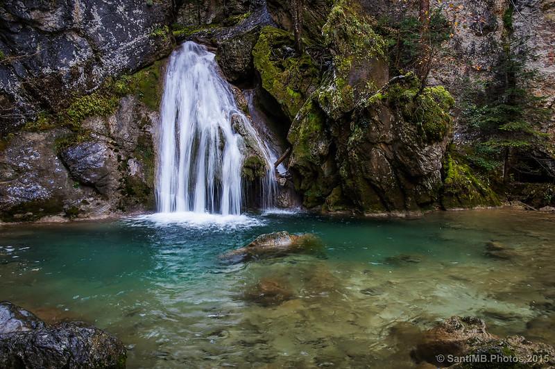 La Cascada de Belabarze