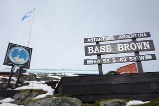 Base Antártica Almirante Brown, Argentina
