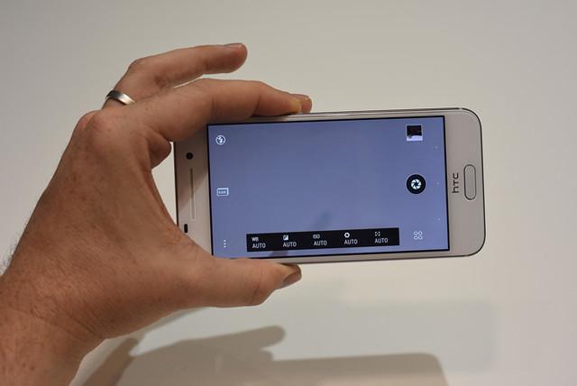 Camera HTC One A9 loại bỏ bớt tính năng so với M9