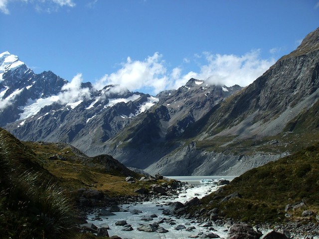 Aoraki Mt Cook National Park