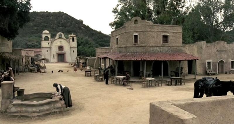 Lugares de rodaje de Westworld