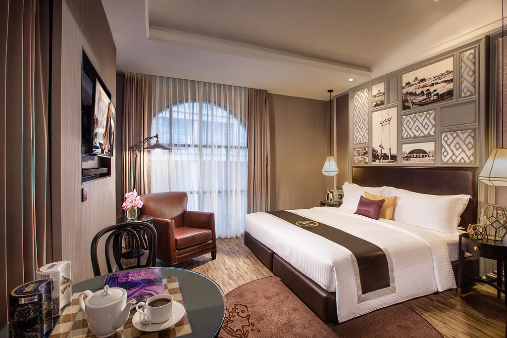 バンコクのホテル体験談