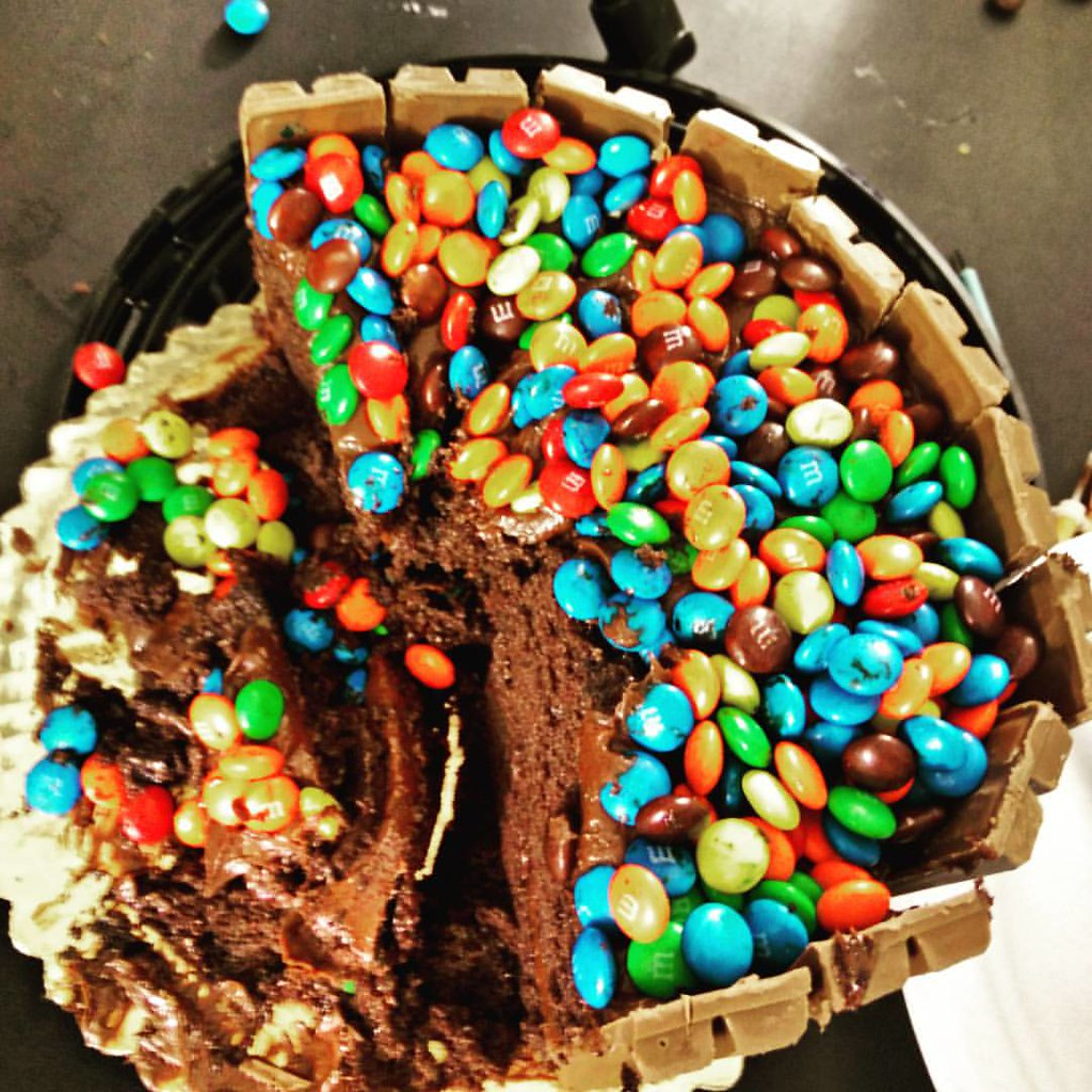 Yum #cake #mnms #kitkat #Birthday #?? #Party Pankaj Kumar ...