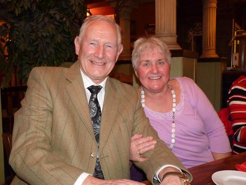 Ken and June Parkinson