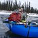 Beaver Creek Packraft and Ski