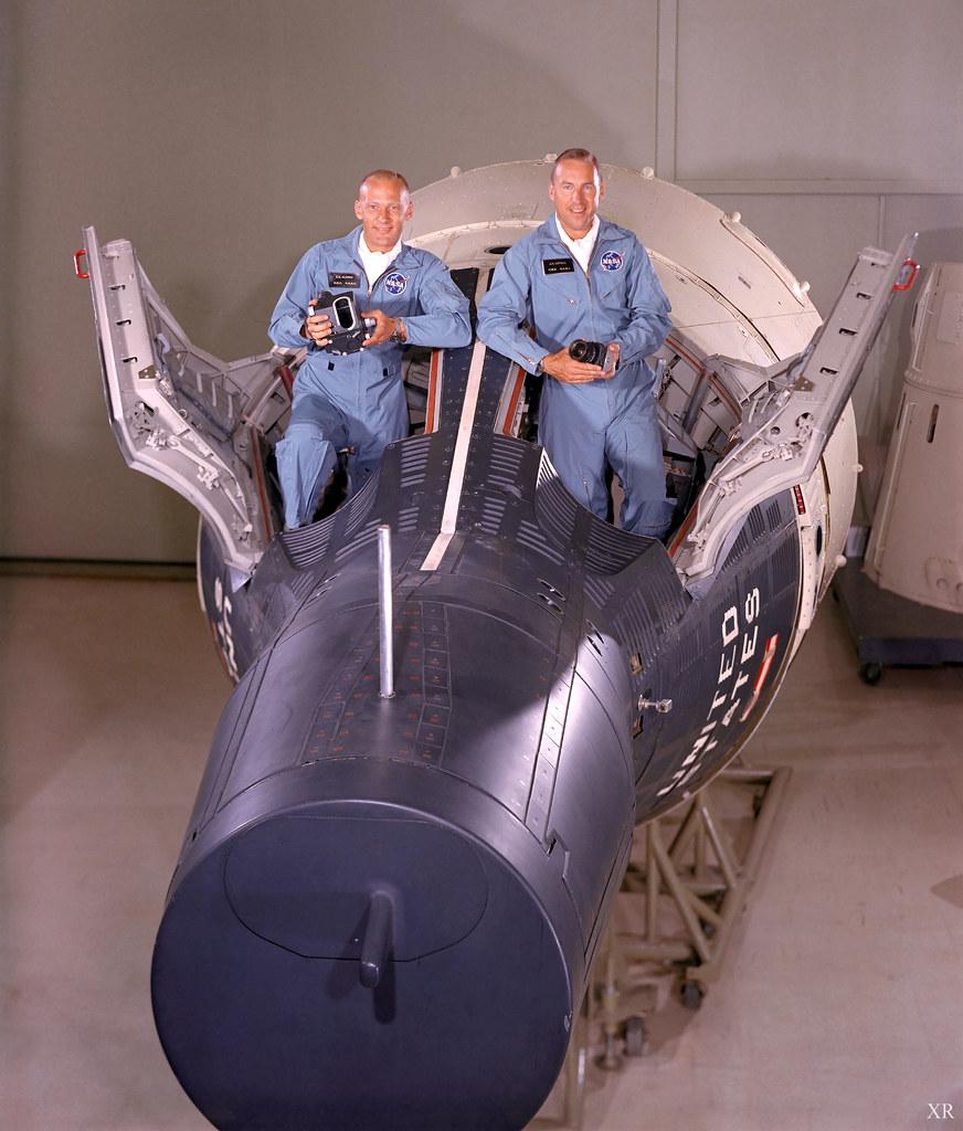 1966 ... Gemini 12