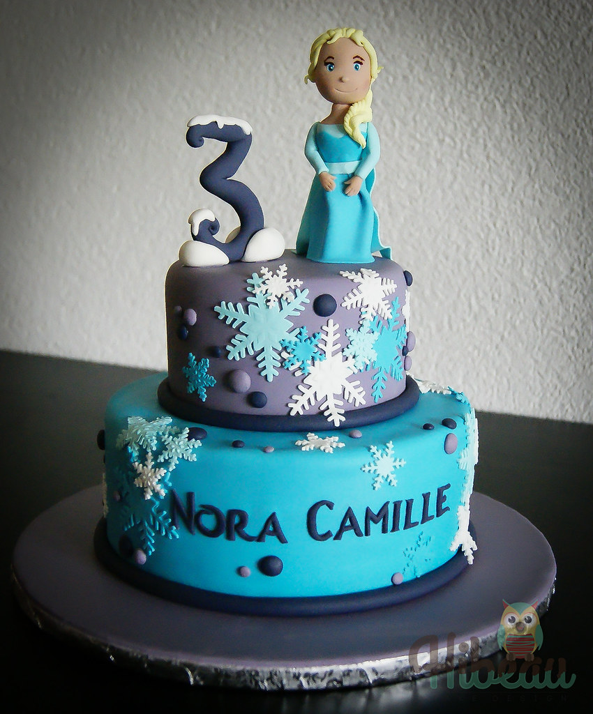 Hibeau Cake Design