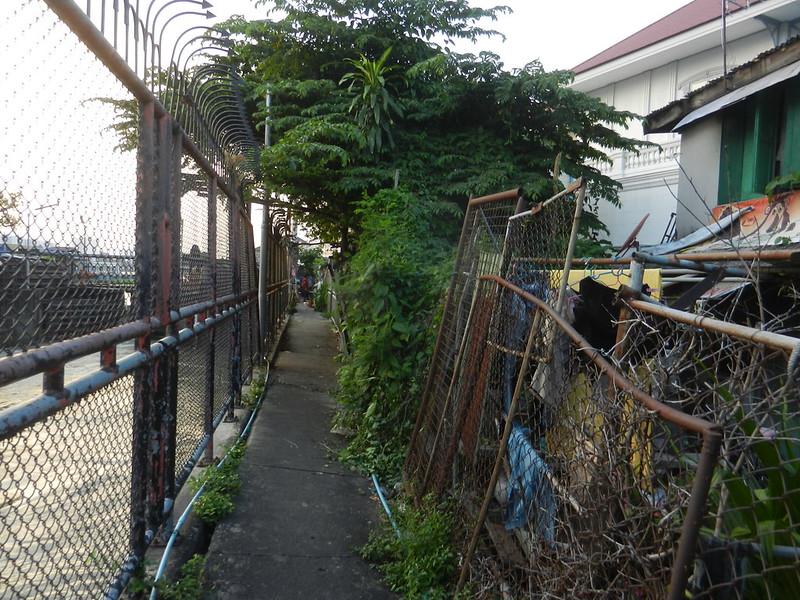 Бангкок, тропы клонгов
