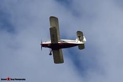 HA-ANG - 1G132-53 - Private - PZL Mielec Antonov AN-2 Colt - Letchworth - 161001 - Steven Gray - IMG_3539