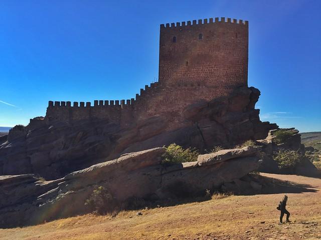 Castillo de Zafra (Guadalajara)