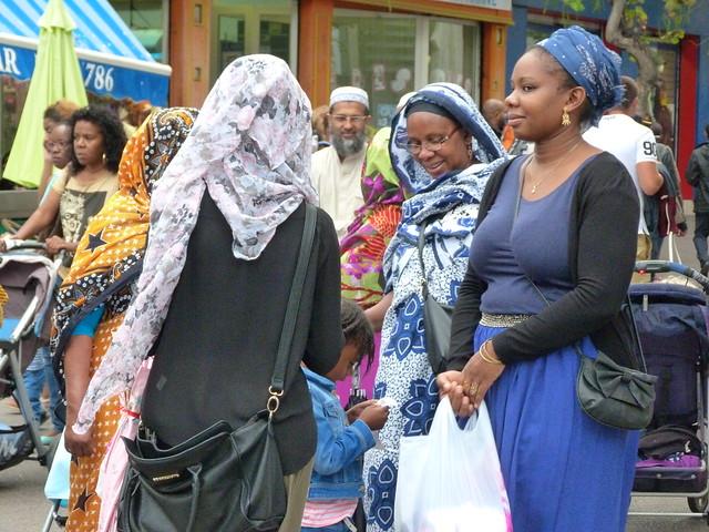 Gente de Isla Reunión en Saint Denis