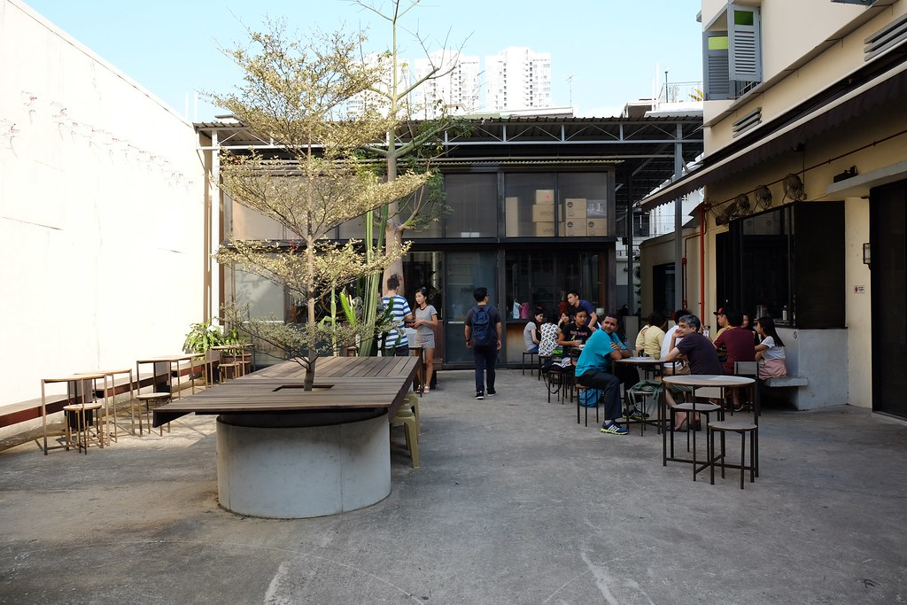 Singapore: Chye Seng Huat Hardware Coffee Bar On A Sunday Afternoon