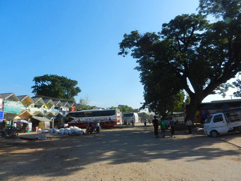 Автовокзалы Мьянмы