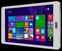 Tableta AOC con Windows (W806)