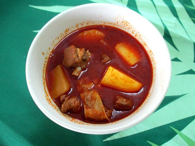 Adabi lamb curry 3
