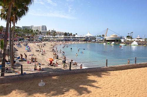 Playa Pinta, Costa Adeje, Tenerife