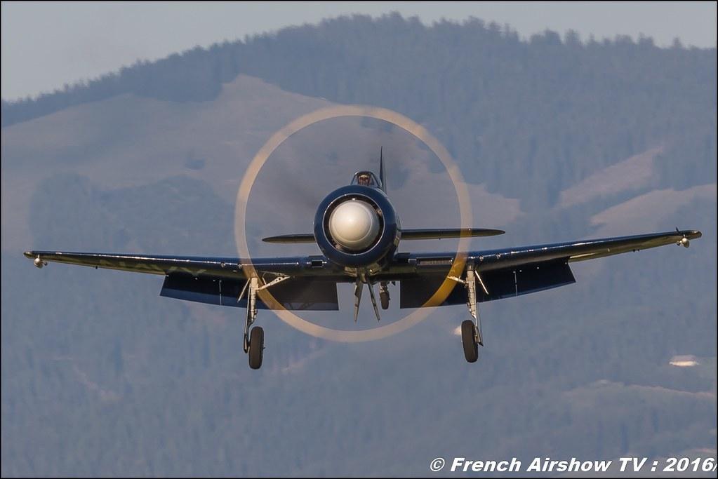 Hawker Sea Fury FB.11 F-AZXJ , AIRPOWER16 - Österreichs Airshow , Steiermark , Austria, Canon Reflex , EOS System