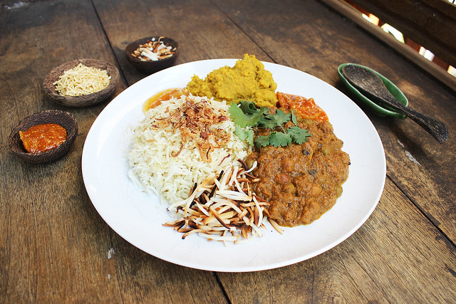Asian Sticky Rice Pudding by Annalise Braakensiek