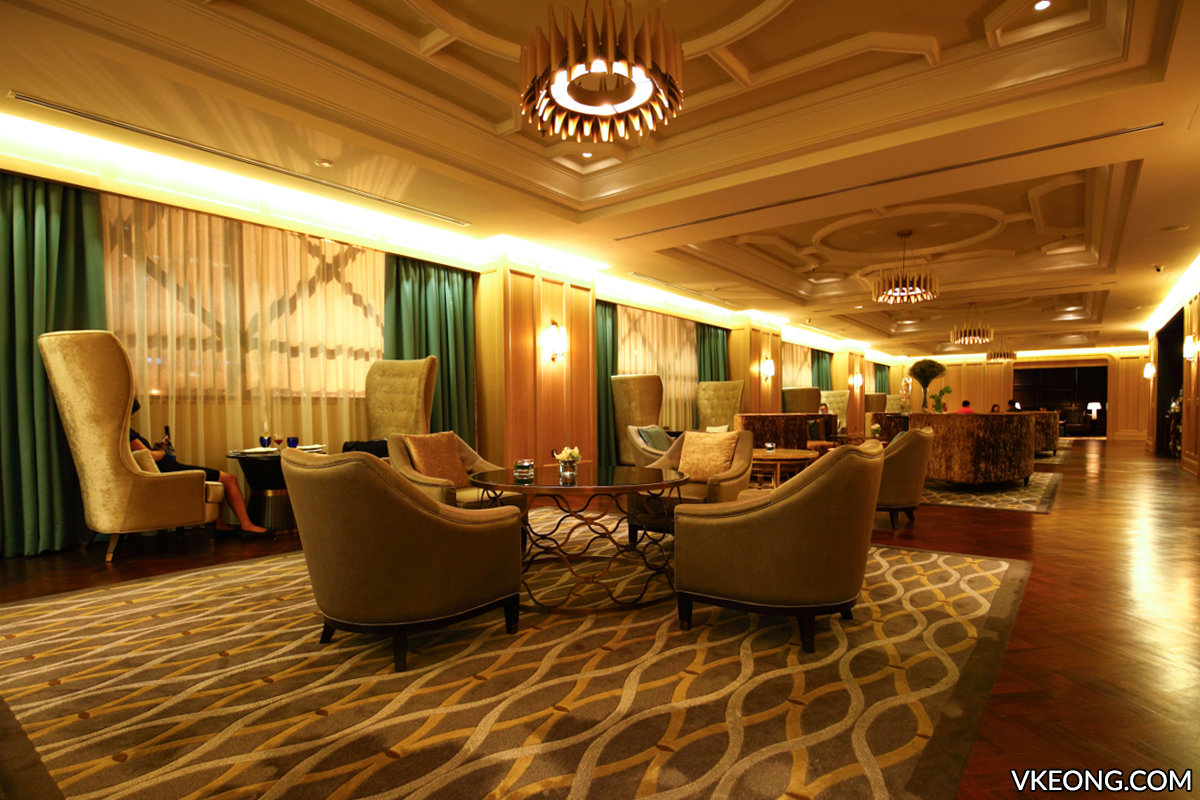 The Library Ritz Carlton Bukit Bintang