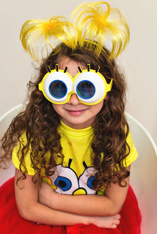 diy girls spongebob costume