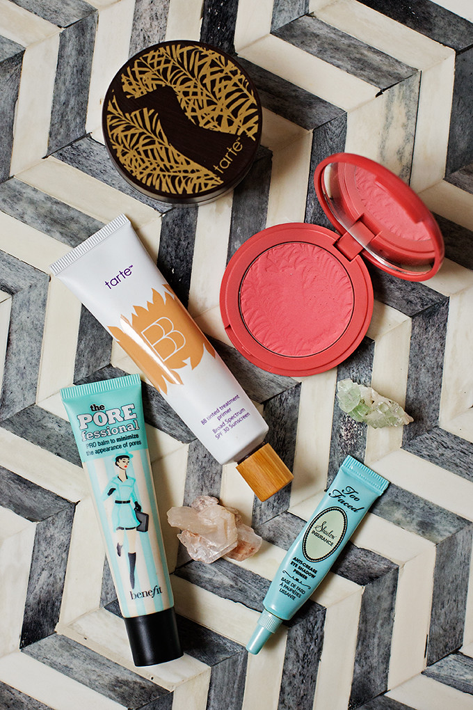 2015 Beauty Favorites--face