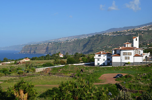 December on Tenerife's north coast