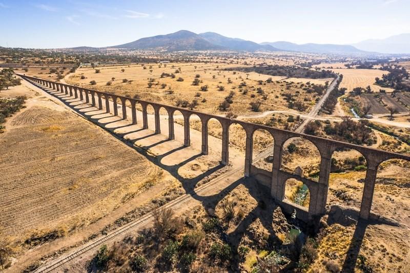 Aqueduct of Padre