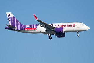 F-WWIJ / B-LCL - Airbus A320-271 NEO - Hong Kong Express - msn 7209