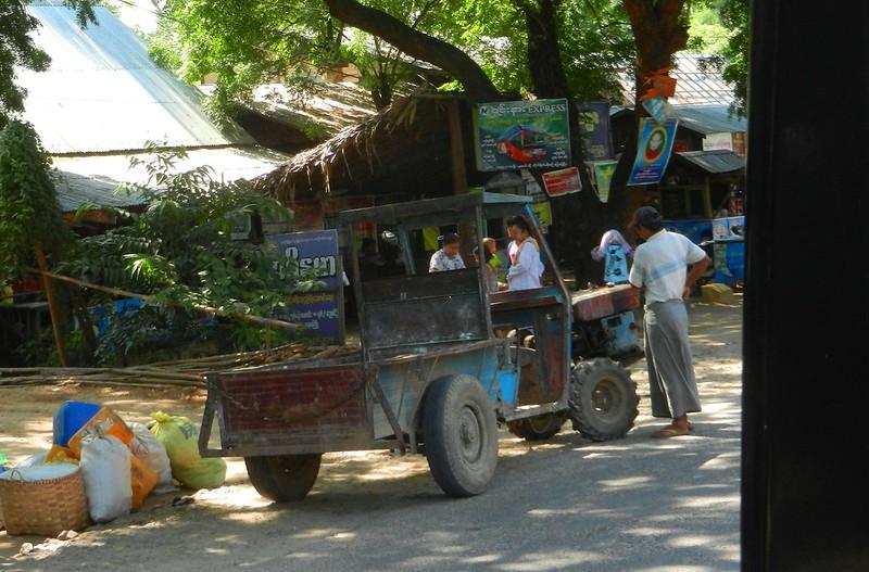 Мьянмский транспорт