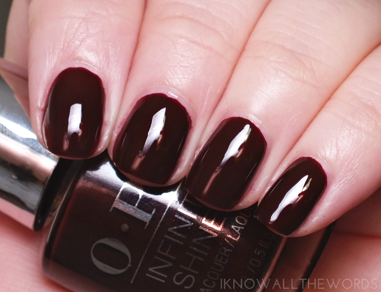 opi infinite shine part at holly's
