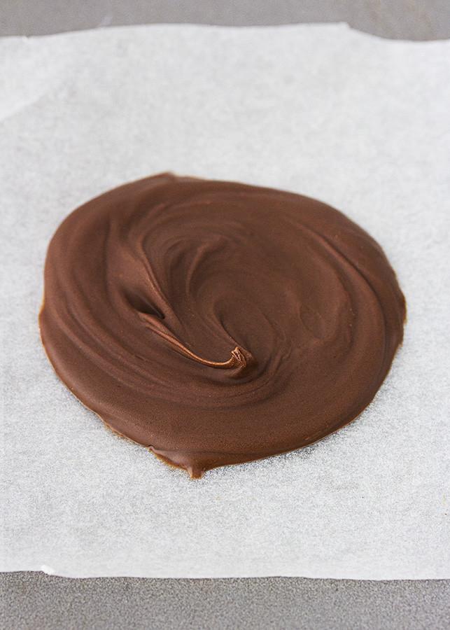 Disco de Nutella