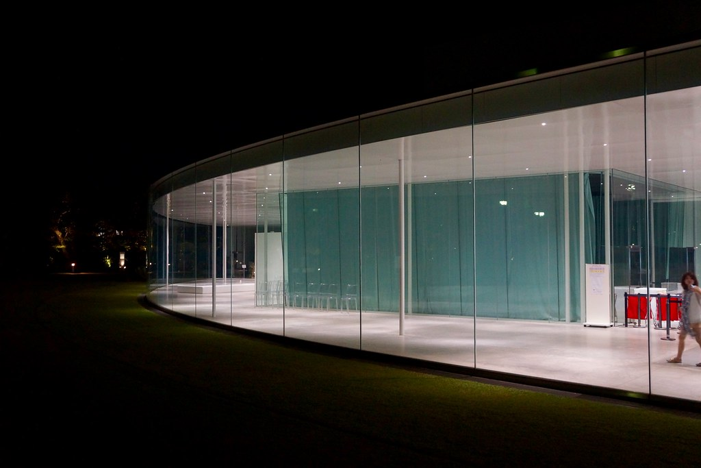 金沢21世紀美術館 / 21st Century Museum of Contemporary Art, Kanaz…  Flickr