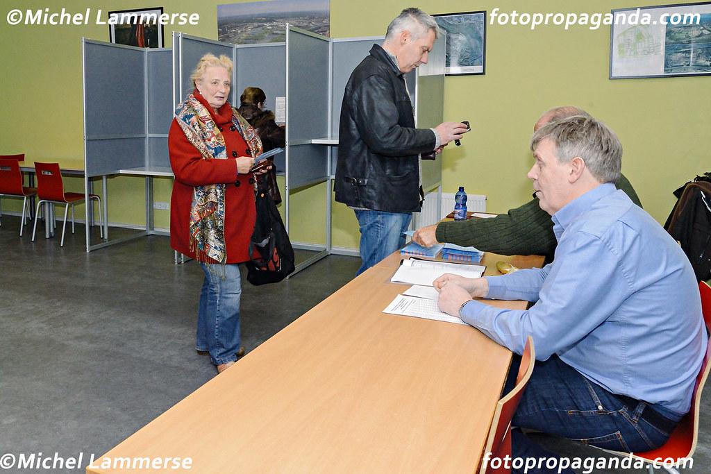Referendum Meinerswijk – hoge opkomst in West