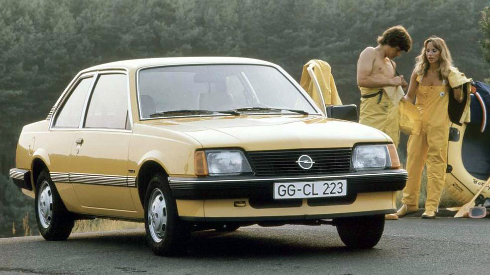 1985 opel ascona c okay time for another weird car public flickr. Black Bedroom Furniture Sets. Home Design Ideas