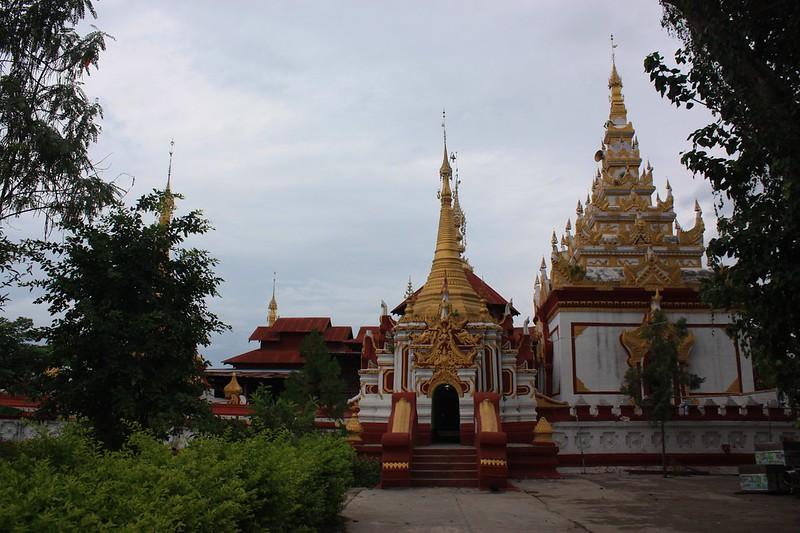 Темплы Нуанг Шве Мьянма