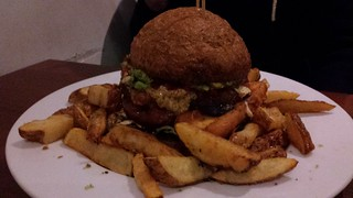 Epic Burger from The Green Edge