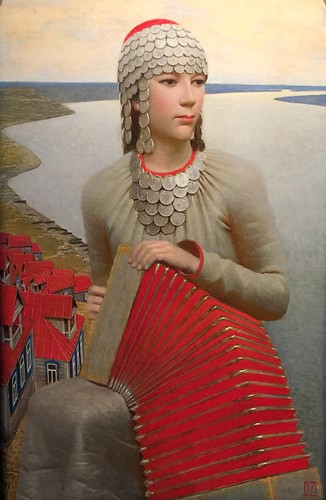 """Deep Sigh"" by Andrey Remnev (2011)"
