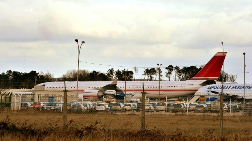 Ben Ali's personal plane sold to Turkey