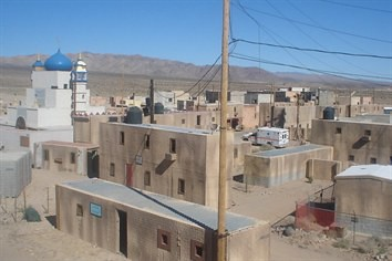 Simulated Afghan Town