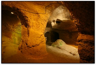 La cave, Abbaye St.-Hilaire