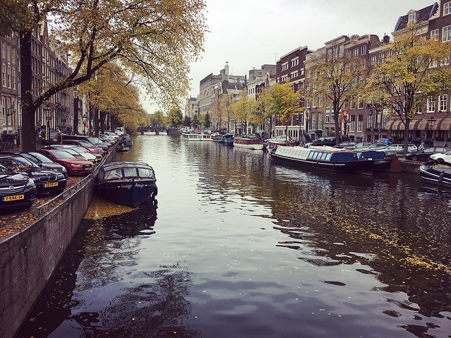 Canals and such.