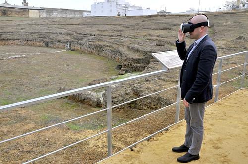 AionSur 30666217941_617402f421_d Se abre al público el anfiteatro romano de Carmona Carmona Provincia