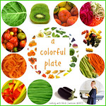 A Colorful Plate