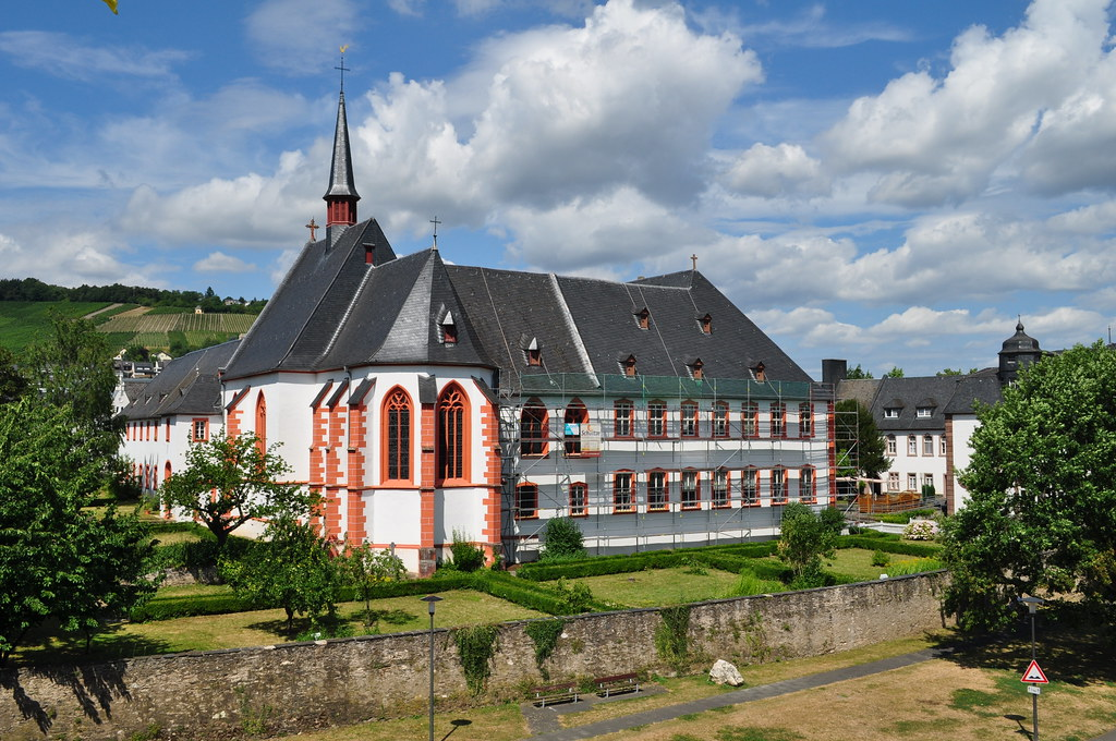 Hôpital Saint-Nicolas (1447), Kues, commune de Bernkastel ...