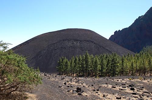 Montaña de las Arenas, Guimar, Tenerife